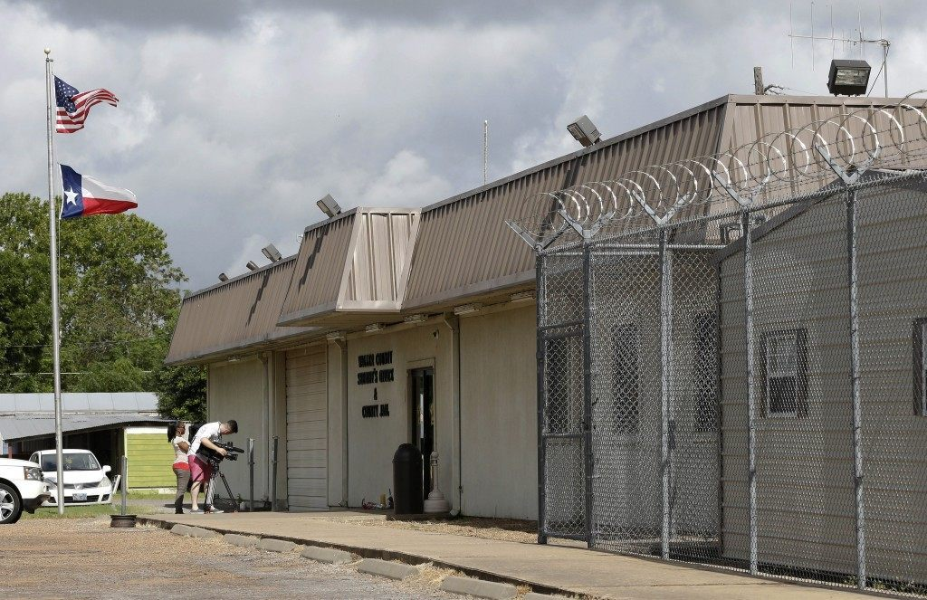Waller County Jail (AP Photo/Pat Sullivan, File)