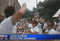 Anti HERO Protest