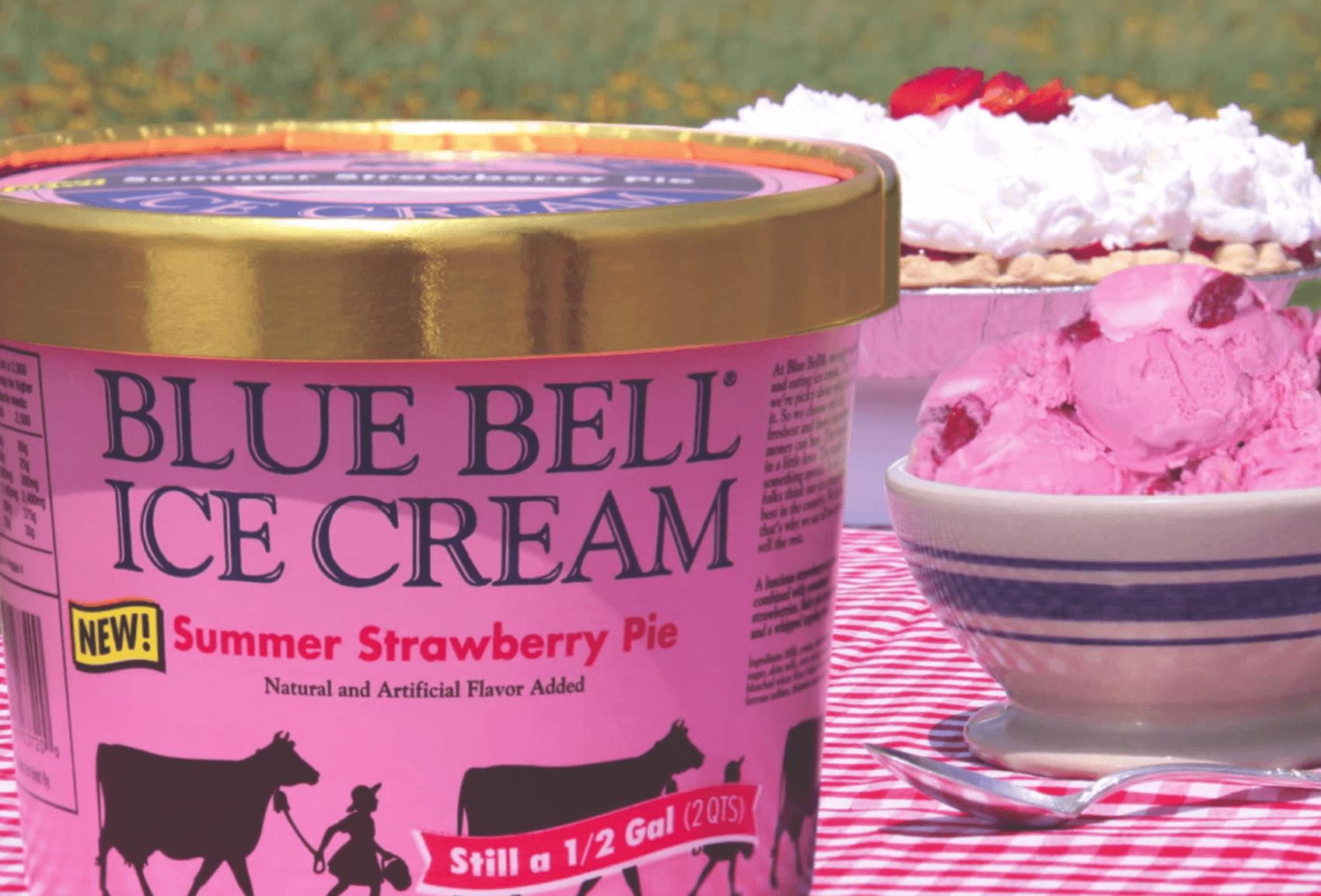 Blue Bell Ice Cream 45