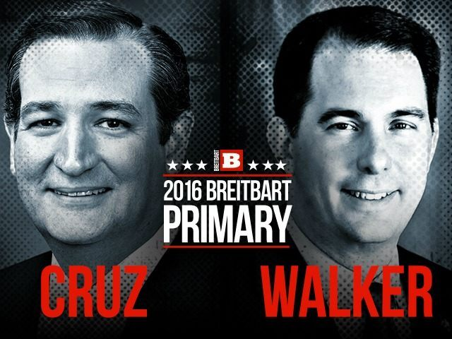 Breitbart Primary June Ted Cruz Scott Walker
