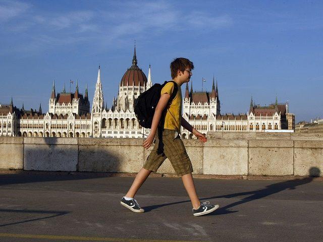 HUNGARY-CHILDREN-SCHOOL