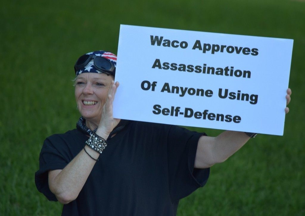 Waco was an assault on the liberty of all. (Photo: Breitbart Texas/Bob Price)