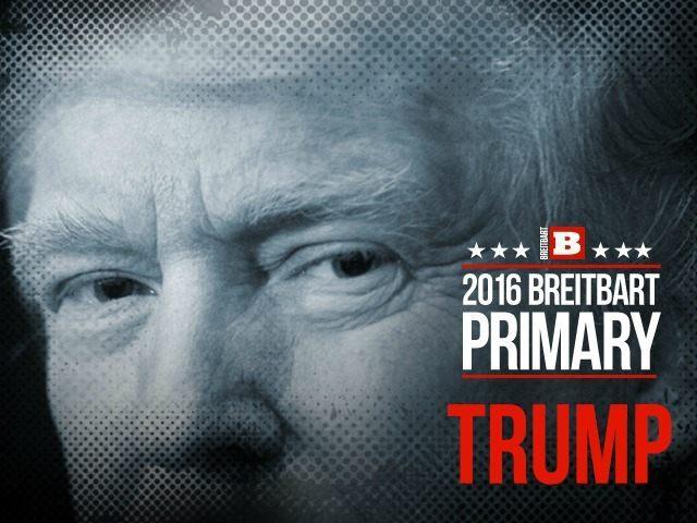 Donald Trump Breitbart Primary
