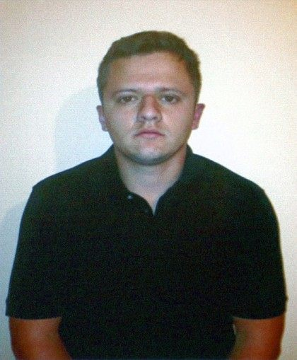 Ruben Oseguera Gonzalez aka El Menchito, a man described by Mexican authorities as the #2 in the Cartel Jalisco Nueva Generacion.