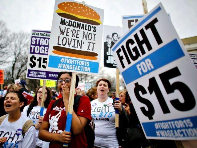 wage $15 mcdonalds