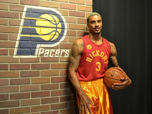 George Hill Pacers