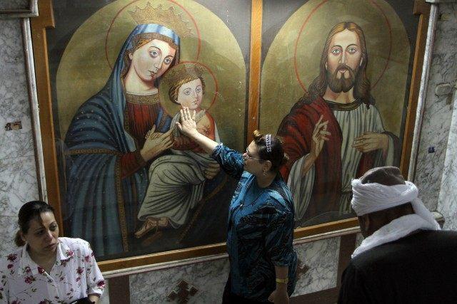 EGYPT-COPTIC-CHRISTIANITY