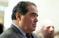 Supreme Court Justice Scalia Joins Book Discussion In Washington