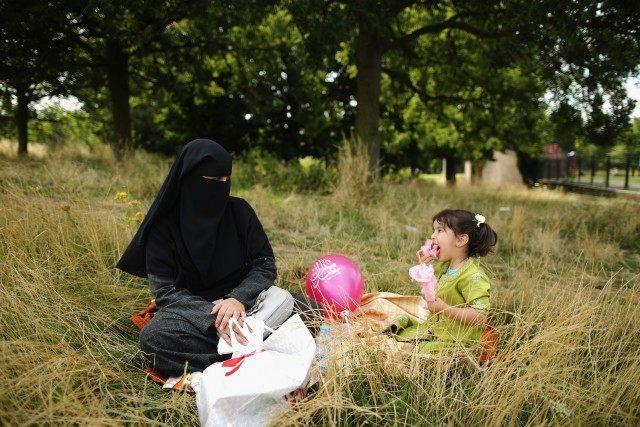 Eid-al-Fitr Celebrated In London