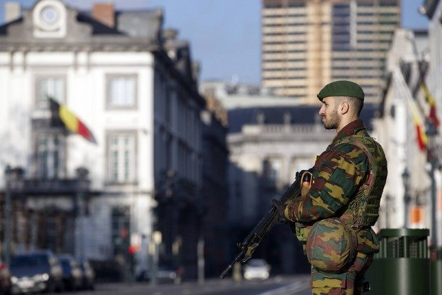 BELGIUM-ATTACKS-ISLAMISTS-TROOPS