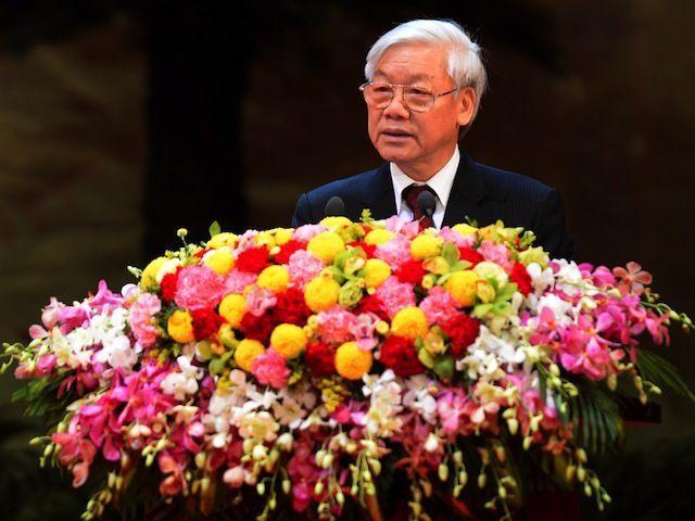 VIETNAM-POLITICS-PARTY-ANNIVERSARY