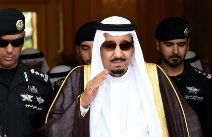 SAUDI-DIPLOMACY-GCC-SUMMIT