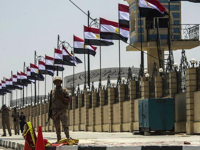 EGYPT-UNREST-BOMB-JUDICIARY-FUNERAL
