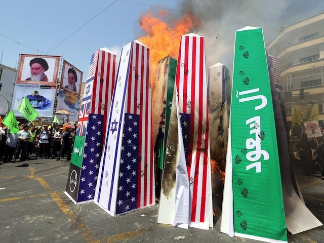 IRAN-POLITICS-JERUSALEM DAY-DEMO