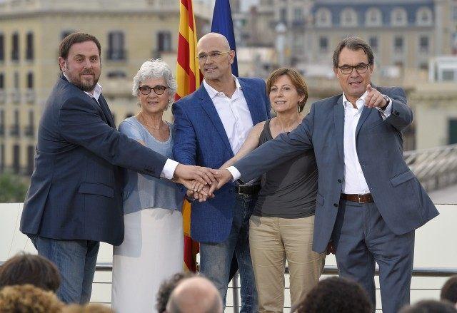 SPAIN-VOTE-CATALONIA