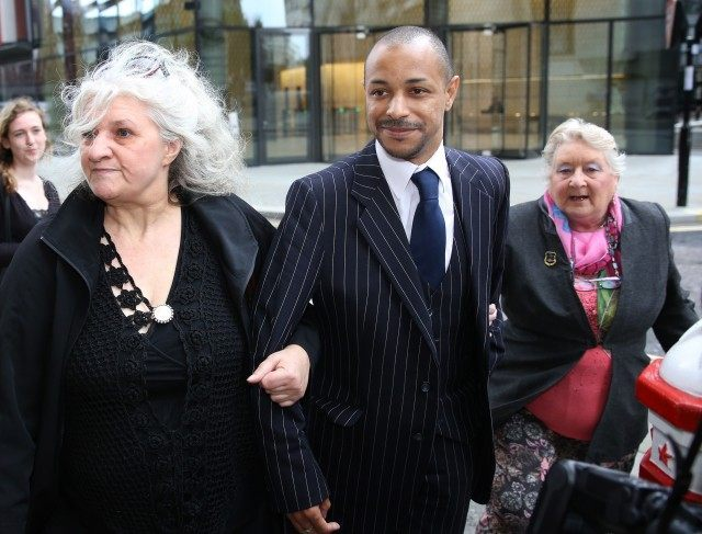 Benjamin Fellows Arrives At Court Charged With Perverting The Course Of Justice
