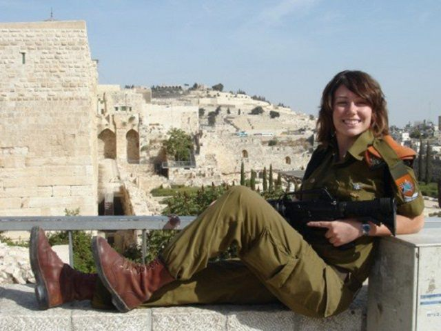 Israeli-Canadian Woman Who Went To Fight Isis To Prevent -4271