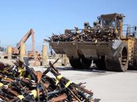 Gun Melt (Nick Ut / Associated Press)