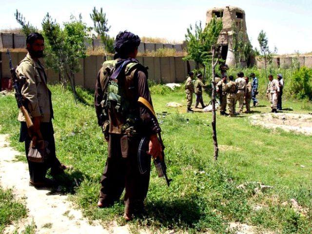 Afghan Wedding Clash