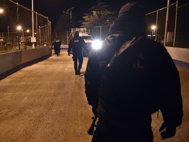 Guzman escape (Yuri Cortez / AFP / Getty)