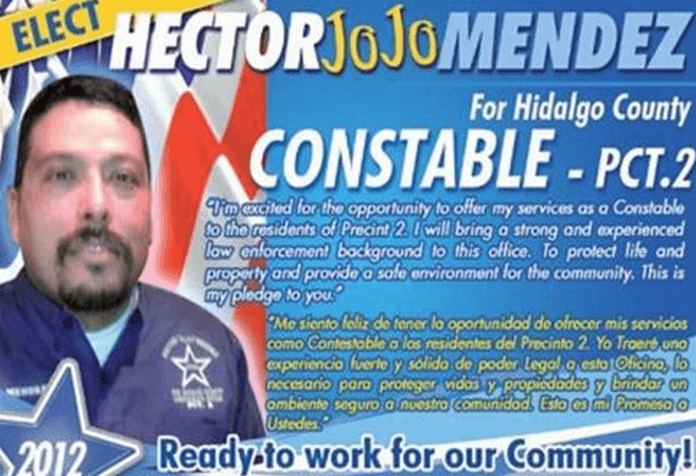 Hector Mendez Campaign Poster - Valley Central Screenshot
