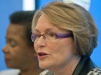 Helen Zille (Rodger Bosch / AFP / Getty)