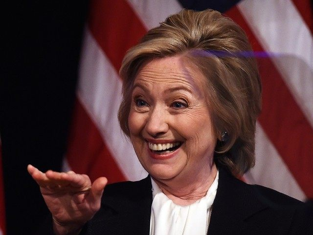 Hillary Weird (Jewel Samad / Getty)