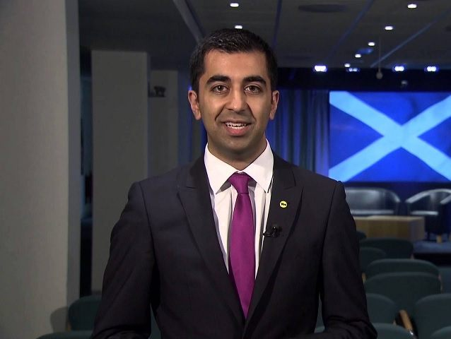 Humza Yousaf Youtube