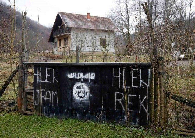 ISIS village Reuters