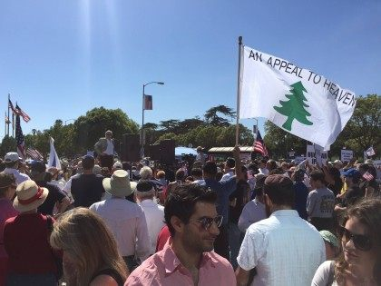Iran Rally 5 (Joel Pollak / Breitbart News)