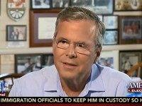 Double Down: Jeb Bush Faithful to 'Act of Love'