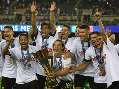 Mexico Gold Cup (Don Emmert / AFP / Getty)