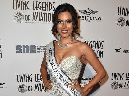 Miss California 2015 (Alberto E. Rodriguez / Getty)