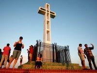 Mount Soledad Cross (Sandy Huffaker / Getty)