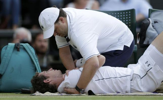 Murray Reuters