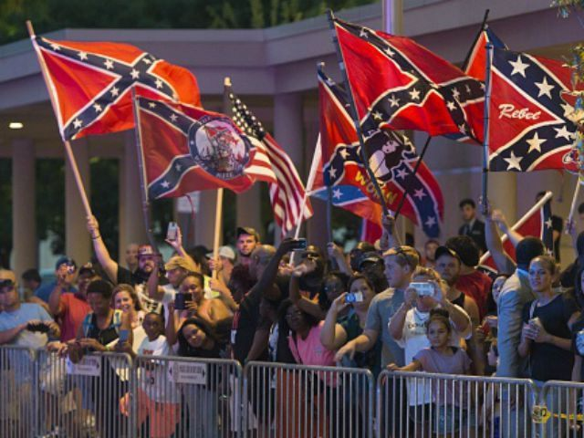 Confederate Flag Supporters Rally in Georgia - msn.com