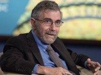 Paul Krugman (Nicholas Kamm / AFP / Getty)