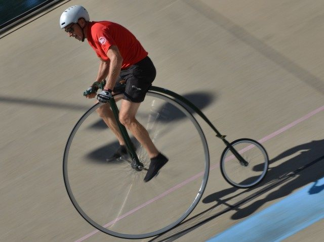 Penny Farthing (Peter Parks / AFP / Getty)