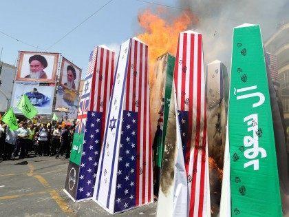 Quds Day (Atta Kenare / Getty)