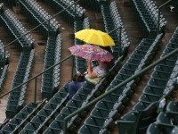 Rainout (Stephen Dunn / Getty)