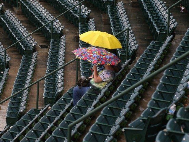 Rainout (Stephen Dunn / Getty)