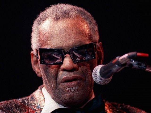 Ray Charles (Jean-Pierre Muller / AFP / Getty)