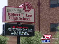 Robert E Lee HS - KSAT Screenshot
