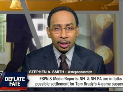 """Stephen A. Smith broke news on ESPN2's """"First Take"""" about …"""