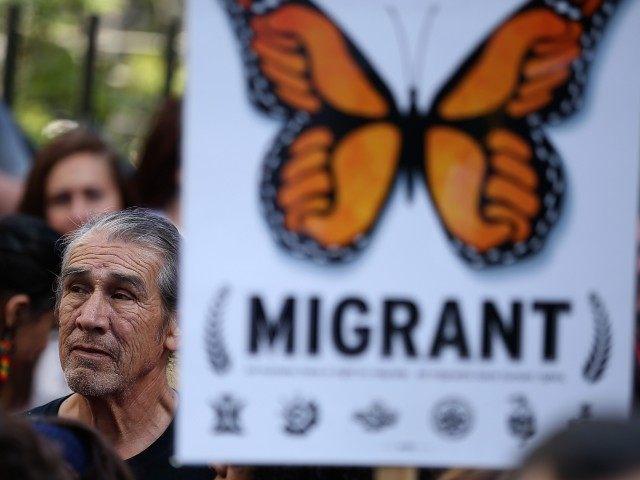 San Francisco immigration (Justin Sullivan / Getty)