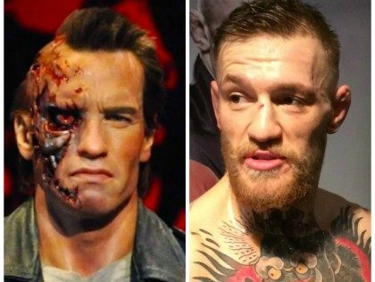 Schwarzenegger McGregor