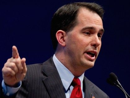 Scott Walker (Whitney Curtis / Getty)