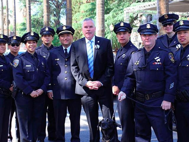 San Francisco Police Officers Association (Facebook)