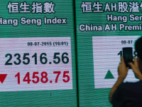 China stock crash (Isaac Lawrence / AFP / Getty)