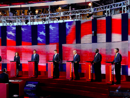GOP Debate (Kevork Djansezian / Getty)